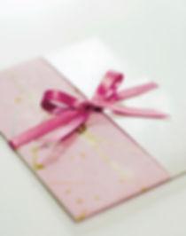 핑크 카드