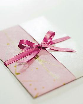 Розовая карта