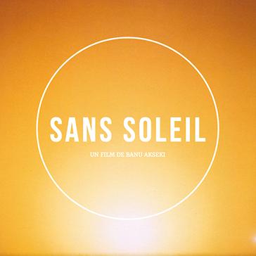SANS SOLEIL