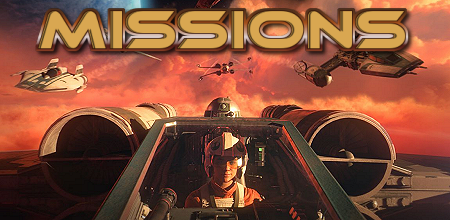 X-Wing Alliance Missions