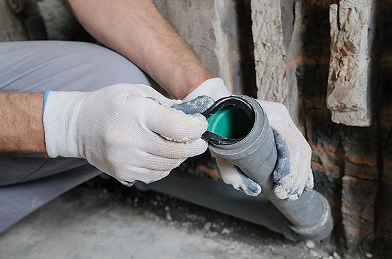 Sewer repair by Patriot Sewer & Drain