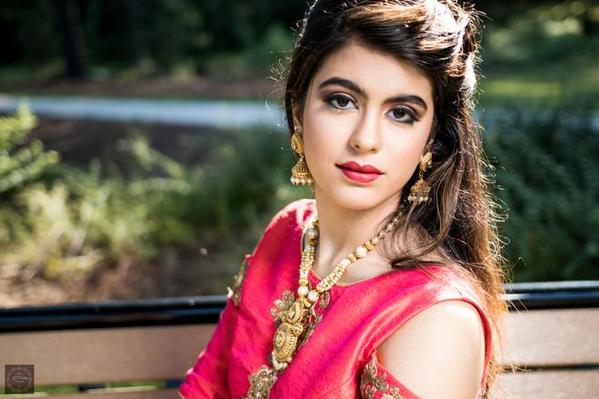 Miss Teen Bharat USA 2018-2019 Miss Teen India Georgia Runner-up Miss Teen India USA