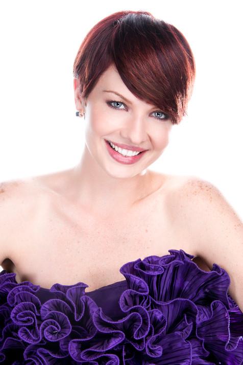 America's Next Top Model Contestant - Anna Bradfield