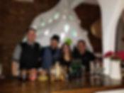 Francesco Dionese, Brittney Dionese, Michele Busoni, Giuseppe Convertini