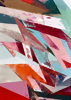 Simon Birch_Untitled_(1)_2021_Oil on pap
