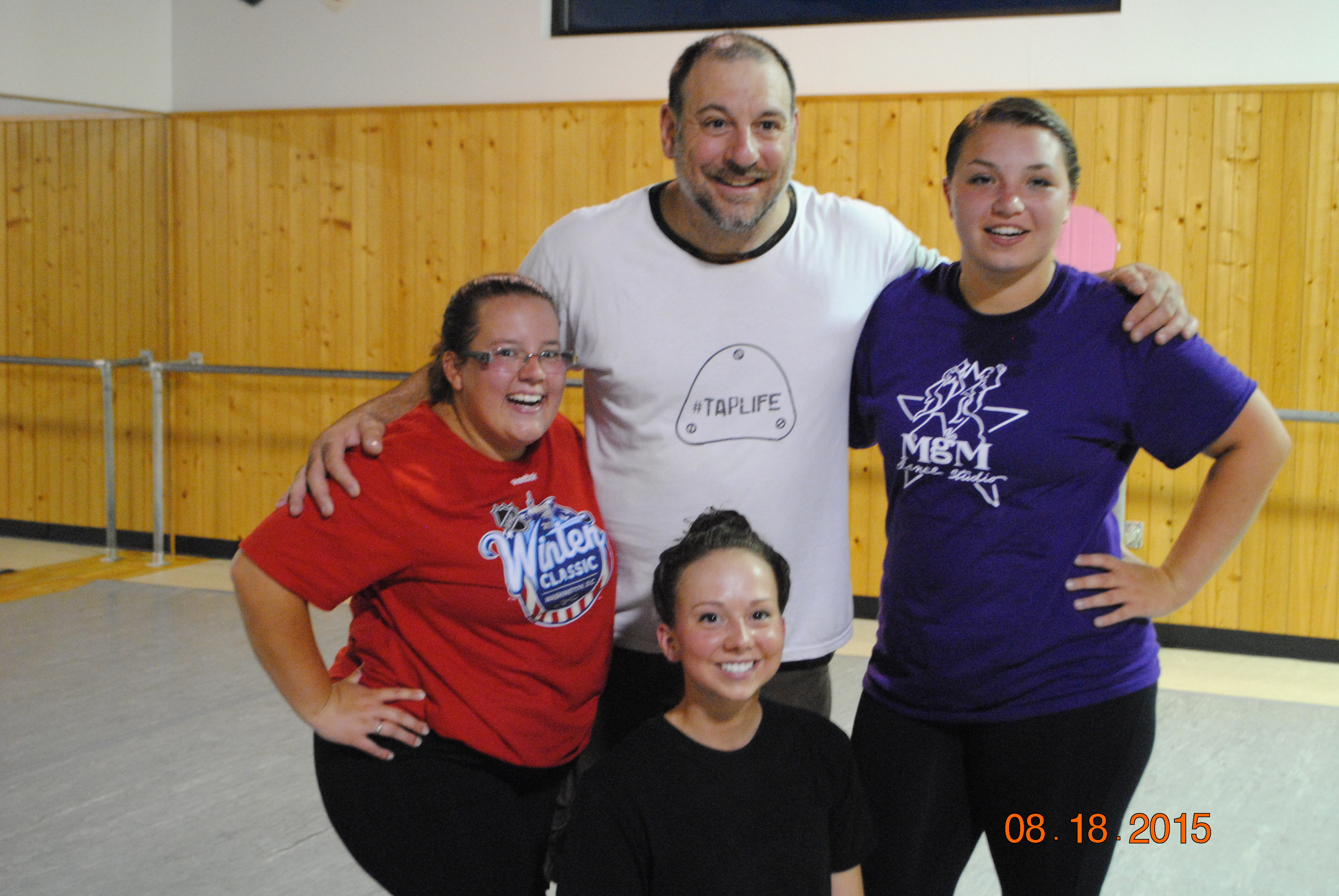 Anthony LoCascio Tap Workshop