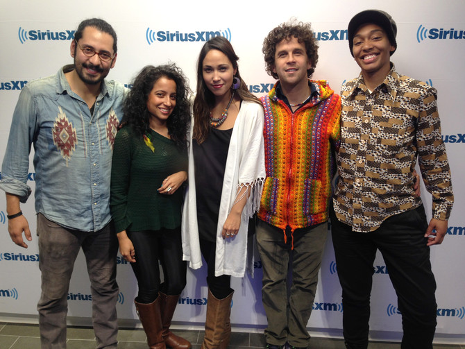 We're on Sirius XM Kids Place Live!