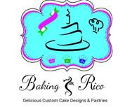 Baking Rico Logo