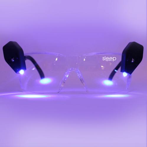 SleepSpec Blue Light Simulator