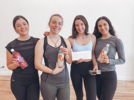 Pop Up: Yoga For A Cure