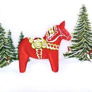 Christmas Dala