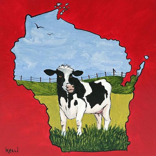 """""""Wisconsin Farm 37"""""""