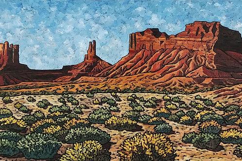 """""""Monument Valley, Arizona"""""""