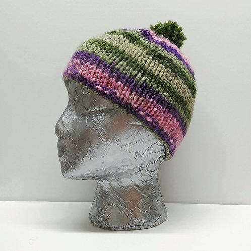 Infant Knit Hat #08