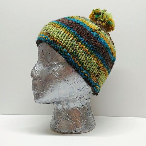 Infant Knit Hat #05