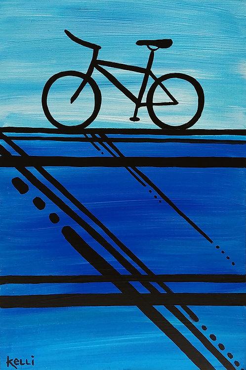 """Designer Bike 10"""
