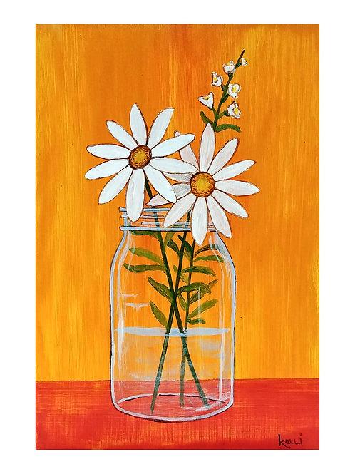 Art Card: Placed in a Jar 3