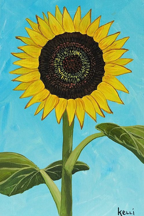 """Sunflower 4"""