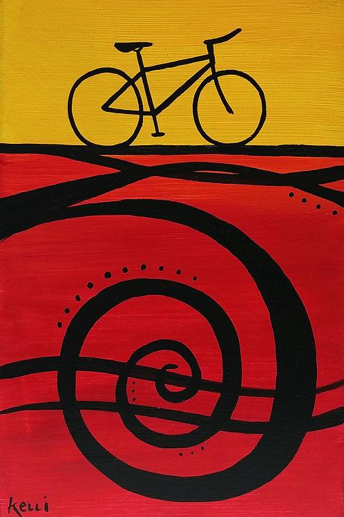 """Designer Bike 7"""