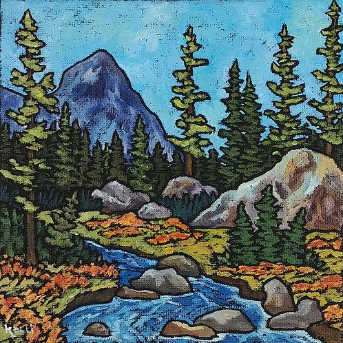 """Square Landscape #82"""