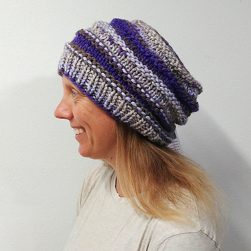 Knit Hat #01