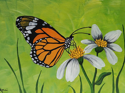 """""""Petals and Wings 11"""""""