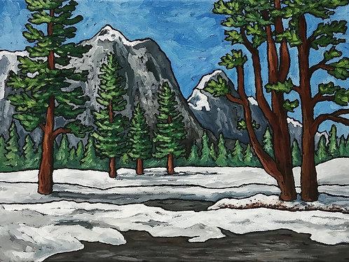"""Mountain Landscape 12"""