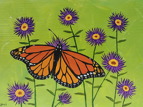 """""""Petals and Wings 12"""""""