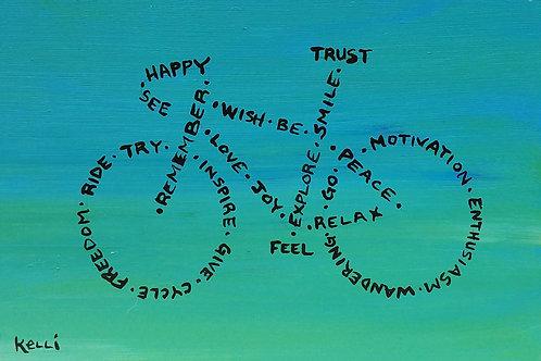 """See, Happy, Trust, Feel"""