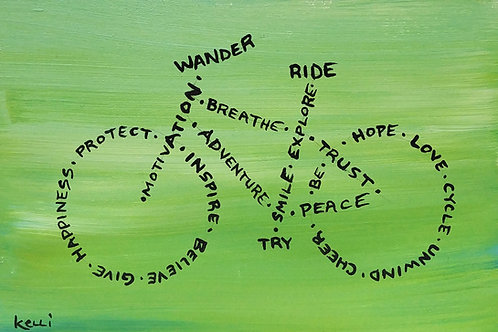 """""""Wander, Ride, Try"""""""