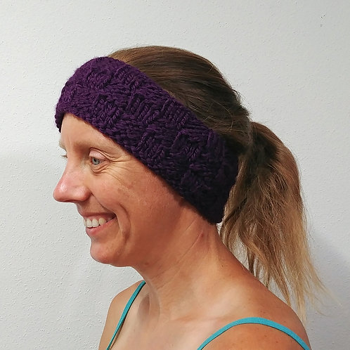 Knit Headband #17