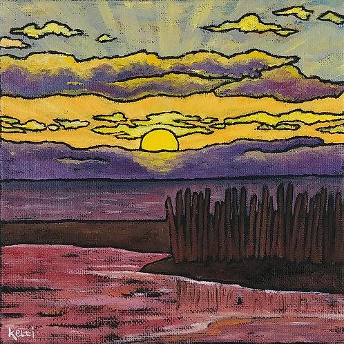 """Square Landscape #83"""