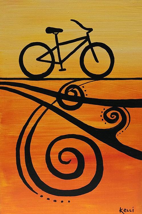 """Designer Bike 8"""