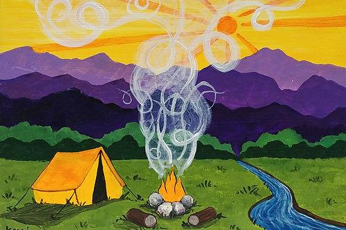 """""""Camping 8"""""""
