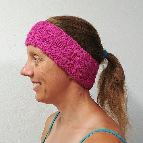 Knit Headband #07