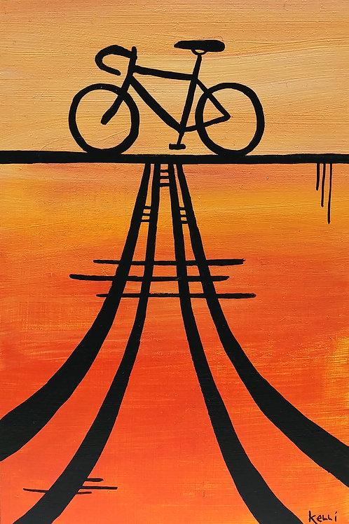 """Designer Bike 12"""