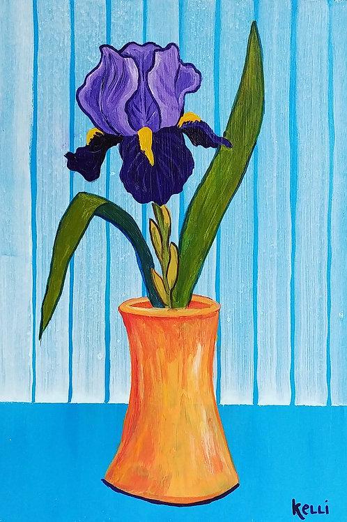"""""""Vase of Flowers 6"""""""