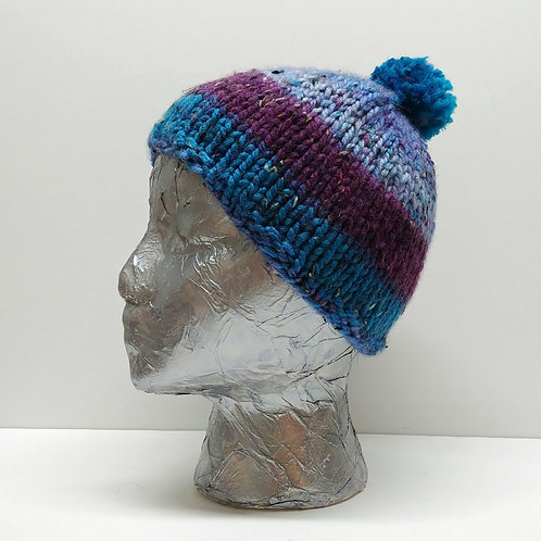 Infant Knit Hat #04