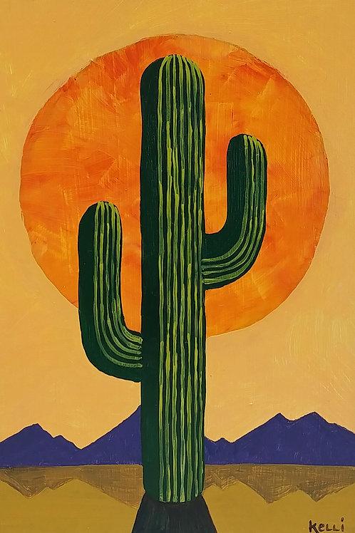 """""""Cactus in the Sun"""""""