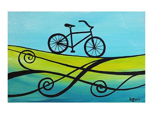 Art Card: Designer Bike4