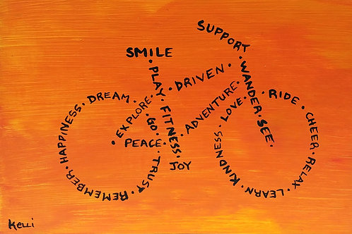 """Smile, Support, Joy"""
