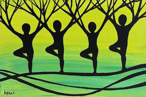 """Yoga Forest 13"""