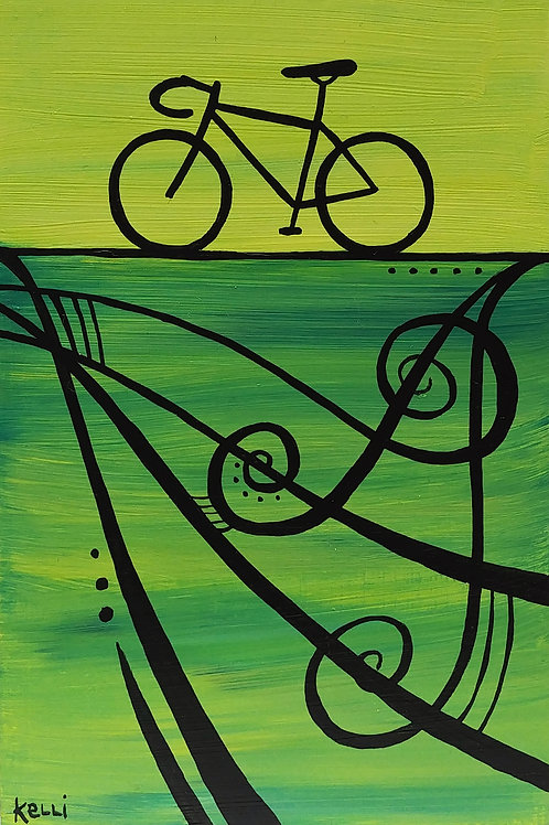 """Designer Bike 9"""