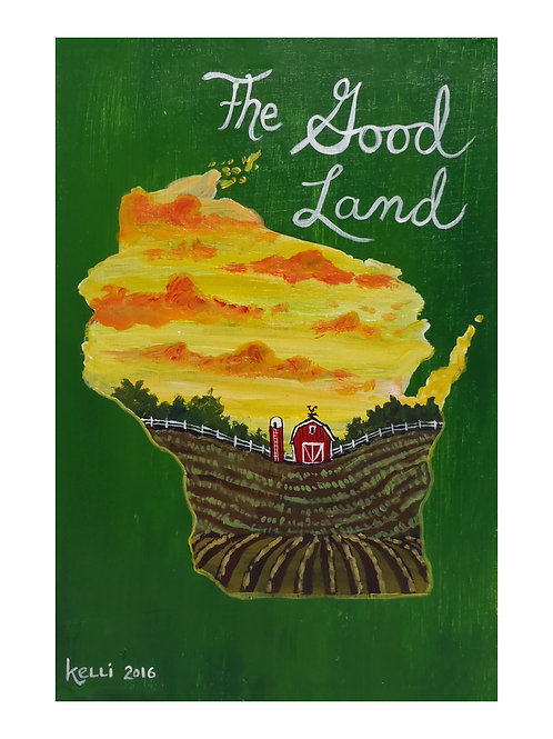 Art Card: The Good Land