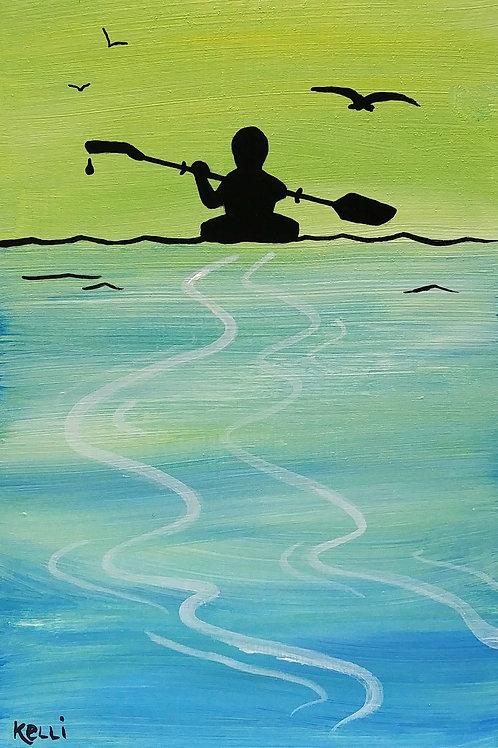 """""""Kayaking 11"""""""