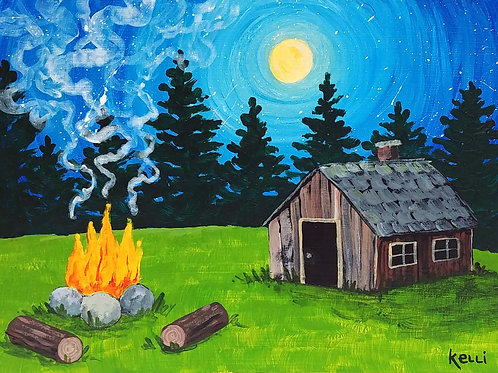 """Cabin Life 4"""