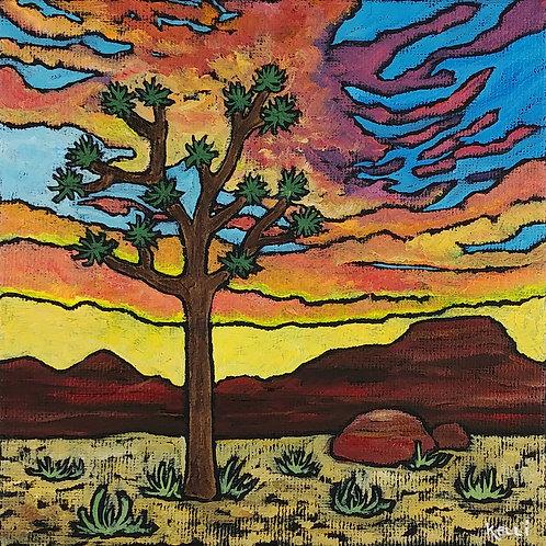 """Square Landscape #77"""