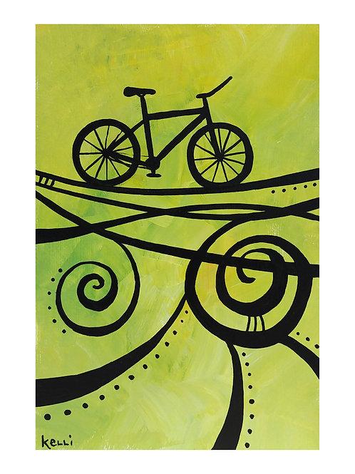 Art Card: Designer Bike 6