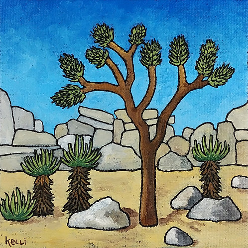 """Square Landscape #106"""