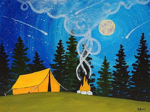 """""""Camping 6"""""""
